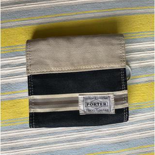 ポーター(PORTER)のPorter キャンバスウォレット(折り財布)