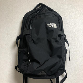 THE NORTH FACE - THE NORTH FACE◆リュック/BLK/IRON PEAK
