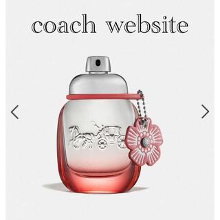 コーチ(COACH)のCOACH(コーチ) コーチ フローラル ブラッシュ オードパルファム 30mL(香水(女性用))