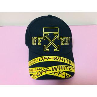オフホワイト(OFF-WHITE)のオフホワイト キャンプ 帽子 (キャップ)