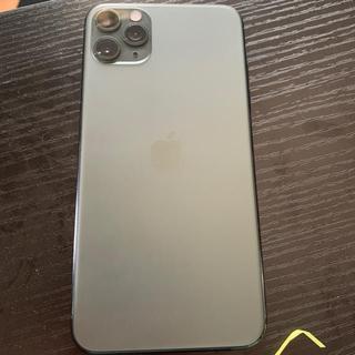 iPhone - simフリー iphone 11promax 64gb 純正iface付き 本体