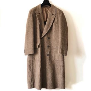 クリスチャンディオール(Christian Dior)のChristian Dior '90s Alpaca Wool Overcoat(チェスターコート)
