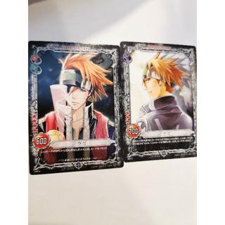 コナミ(KONAMI)の【ラビ】D.Gray-manのトレーディングカード 5枚セット(カード)