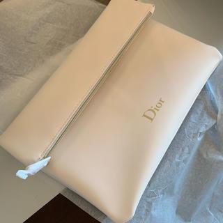 クリスチャンディオール(Christian Dior)の未使用✨diorノベルティーバッグ✨❣️(クラッチバッグ)