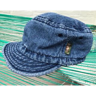 PHATEE - phatee  HALF CAP デニム キャップ 帽子 キャンプ ジムニー