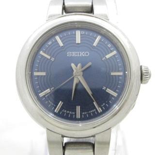 セイコー(SEIKO)のセイコー 腕時計 1B21-0AM0 レディース(腕時計)