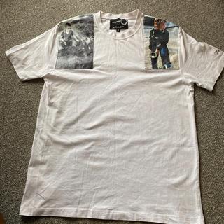ラフシモンズ(RAF SIMONS)のrafsimons×フレッドペリー(Tシャツ/カットソー(半袖/袖なし))