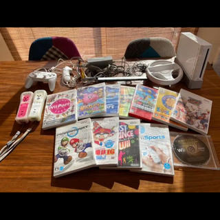 Wii - Wii本体+ソフト12本セット