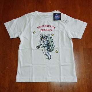 GU - 新品未使用 GU 宇宙飛行士 Tシャツ110cm