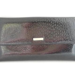 グッチ(Gucci)のGUCCI(グッチ) 長財布 - 143389 黒(財布)