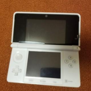 NINTENDO 3DS(携帯用ゲーム機本体)