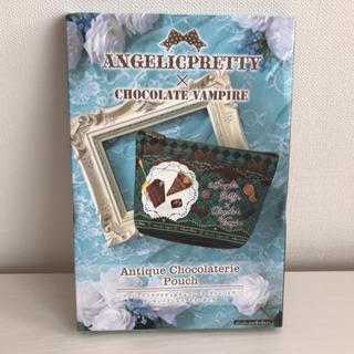 アンジェリックプリティー(Angelic Pretty)のアンジェリックプリティ×チョコレートヴァンパイアアンティークショコラトリーポーチ(ポーチ)