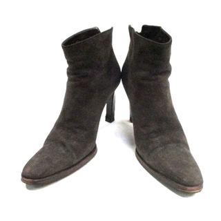 グッチ(Gucci)のGUCCI(グッチ) ショートブーツ 35 1/2 C(ブーツ)