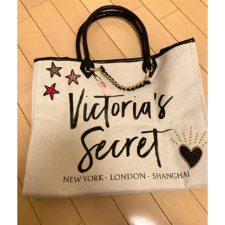 Victoria's Secret - 新品未使用 ヴィクトリアシークレット大型トートバック  ビクトリア