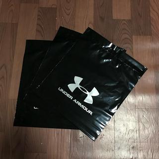 アンダーアーマー(UNDER ARMOUR)のアンダーアーマー ショップ袋 3枚組 ショッピングバック 手提げ ショップ袋(ショップ袋)
