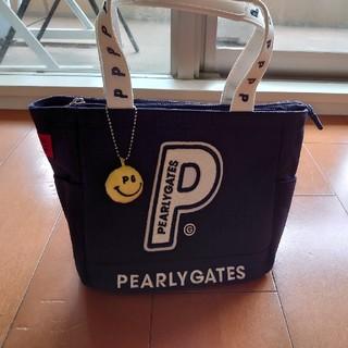 パーリーゲイツ(PEARLY GATES)のPEARLYGATESトートバッグ(トートバッグ)