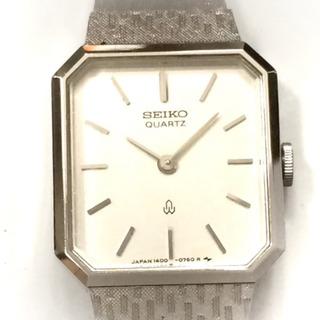 セイコー(SEIKO)のセイコー 腕時計 1400-5490 レディース(腕時計)