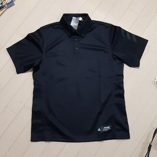 アディダス(adidas)のADIDAS ベースボール ポロシャツ Mサイズ アディダス(ウェア)