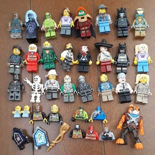 Lego - レゴ ミニフィグ