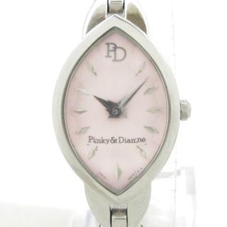 ピンキーアンドダイアン(Pinky&Dianne)のピンキー&ダイアン 腕時計美品  1N00-0PD0(腕時計)