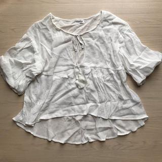 レプシィム(LEPSIM)のトップス(シャツ/ブラウス(半袖/袖なし))