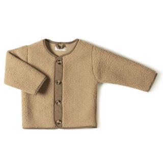 Caramel baby&child  - 新品 今期2020AW nixnut  Teddy Vest 人気商品