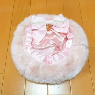 BABY,THE STARS SHINE BRIGHT - BABY★パール付きリボンのファーベレー