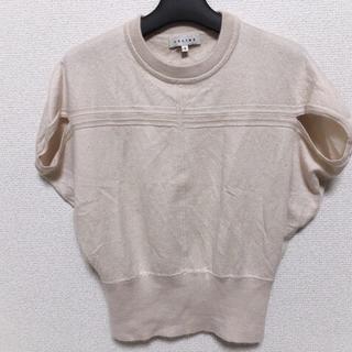 セリーヌ(celine)のセリーヌ 半袖セーター サイズS レディース(ニット/セーター)