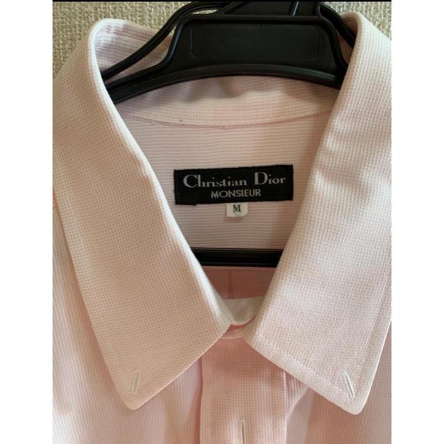 Christian Dior(クリスチャンディオール)のワイシャツ シャツ トップス クリスチャンディオール メンズのトップス(シャツ)の商品写真