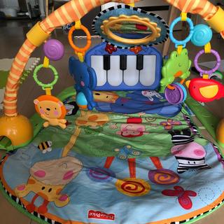 フィッシャープライス(Fisher-Price)のフィッシャープライス ベビー用おもちゃ(ベビージム)