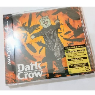 新品 Dark Crow MAN WITH A MISSION 初回 限定