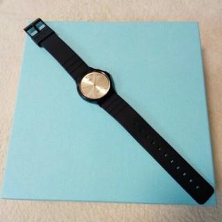 カシオ(CASIO)の【電池切れのためお値下げ!】カシオ CASIO レディース メンズ  腕時計 黒(腕時計)