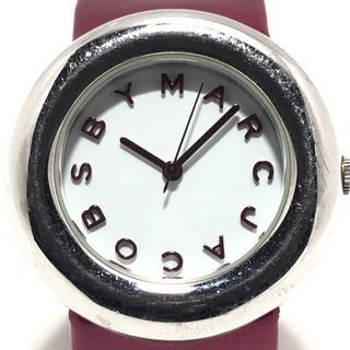 マークバイマークジェイコブス(MARC BY MARC JACOBS)のマークジェイコブス 腕時計美品  MBM8516(腕時計)