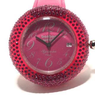 ボンボンウォッチ 腕時計 レディース(腕時計)