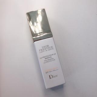ディオール(Dior)のDior プレステージホワイト ル プロテクターUV ミネラル(化粧下地)