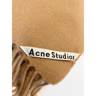 アクネ(ACNE)のAcne Studios アクネストゥディオズ ストールピン付き 旧タグ(マフラー/ショール)
