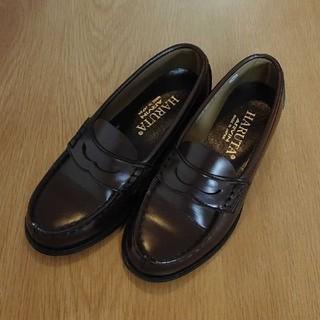 ハルタ(HARUTA)のローファーブラウン 21.5cm HARUTA ハルタ(ローファー/革靴)
