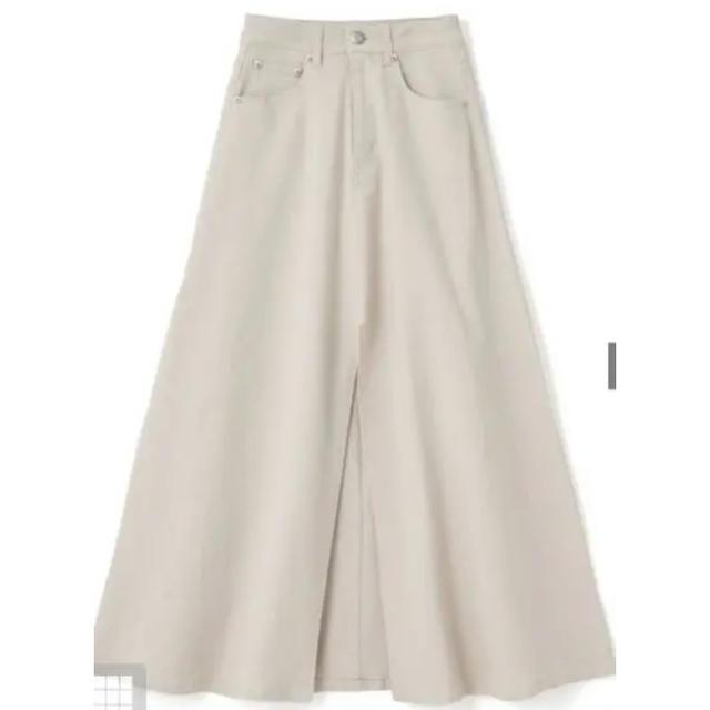 GRL(グレイル)のGRL スリット ロング スカート 新品未使用 レディースのスカート(ロングスカート)の商品写真