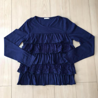 GU - GU長袖Tシャツ150