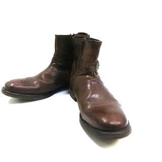 ステファノロッシ ショートブーツ メンズ(ブーツ)
