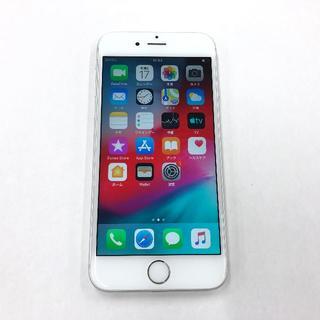 アップル(Apple)のau iPhone6 16GB シルバー(スマートフォン本体)