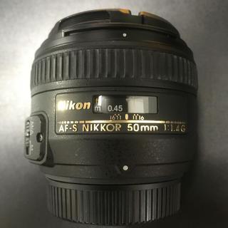 Nikon - nikkor 50mm  f1.4 G nikon