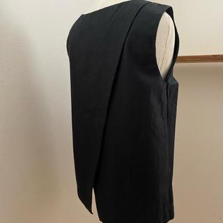 プラージュ(Plage)のPlage バック開き ノースリーブ ブラウス(シャツ/ブラウス(半袖/袖なし))