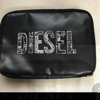 ディーゼル(DIESEL)のdieselトラベルポーチ非売品(ポーチ)