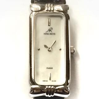 ニナリッチ(NINA RICCI)のニナリッチ 腕時計 D973 レディース(腕時計)