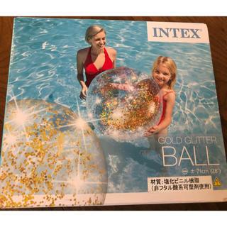 インデックス(INDEX)のINTEX  ビーチボール(マリン/スイミング)
