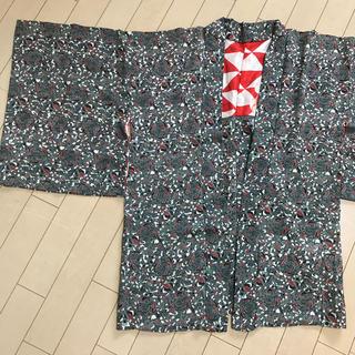 羽織り 正絹 昭和レトロ(着物)