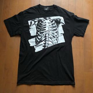 エディション(Edition)のToday edition BONE Tシャツ(Tシャツ/カットソー(半袖/袖なし))