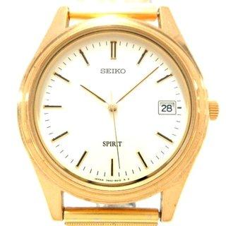 セイコー(SEIKO)のSEIKO(セイコー) 腕時計 7N42-8120 メンズ(その他)