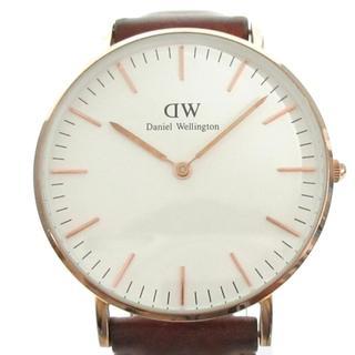 ダニエルウェリントン 腕時計 レディース(腕時計)